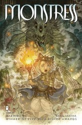 Image Comics's Monstress Issue # 20
