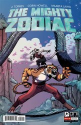 Oni Press's Mighty Zodiac Issue # 5