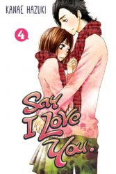 Kodansha Comics's Say I Love You Soft Cover # 4