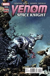 Marvel's Venom: Space Knight Issue # 10