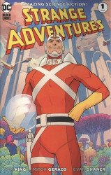 DC Black Label's Strange Adventures Issue # 1 - 2nd print