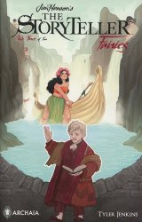 Archaia Studios Press's Jim Henson's Storyteller Fairies Issue # 3b
