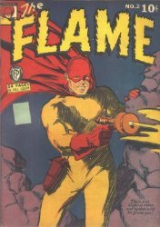 Fox Publications's The Flame Issue # 2