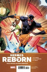 Marvel Comics's Heroes Reborn Issue # 3