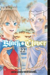 Viz Media's Black Clover Soft Cover # 22
