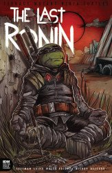 IDW Publishing's TMNT: The Last Ronin Issue # 2mazz-a