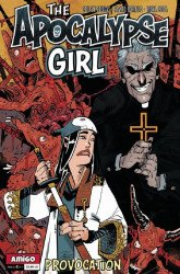 Amigo Comics's The Apocalypse Girl: Provocation Issue # 1