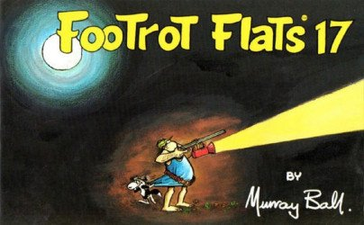Orin Books's FooTrot Flats Soft Cover # 17