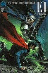 DC Comics's Dark Knight III: Master Race Issue # 5bulletproof-a