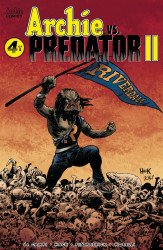 Archie Comics Group's Archie vs Predator 2 Issue # 4