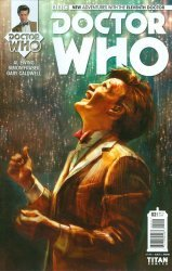 Titan Comics's Doctor Who: 11th Doctor Issue # 2