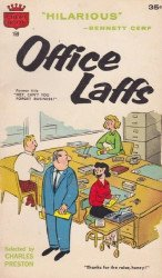 Crest Books's Office Laffs Soft Cover # 159