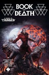 Valiant Entertainment's Book of Death Issue # 3sound of thunder
