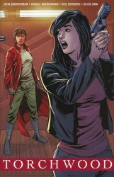 Titan Comics's Torchwood: The Culling Issue # 1d