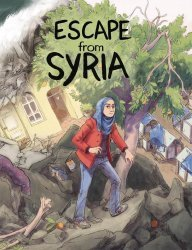Firefly Books Ltd.'s Escape From Syria Hard Cover # 1