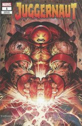 Marvel Comics's Juggernaut Issue # 1Kirkham-a