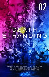 Titan Books's Death Stranding: Official Novelization TPB # 2