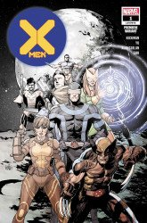 Marvel Comics's X-Men Issue # 1r