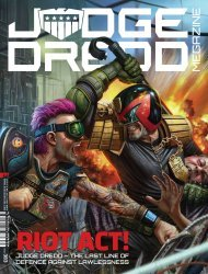 Rebellion's Judge Dredd: Megazine Issue # 383