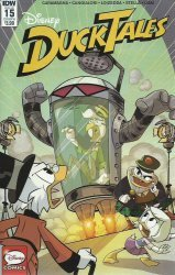 IDW Publishing's DuckTales Issue # 15b