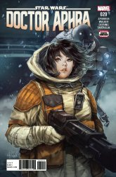 Marvel Comics's Doctor Aphra Issue # 20