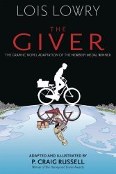 Houghton Mifflin Company's Lois Lowry: The Giver Hard Cover # 1