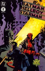 DC Comics's Batman / Hellboy / Starman Issue # 2