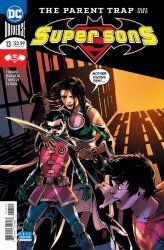 DC Comics's Super Sons Issue # 13