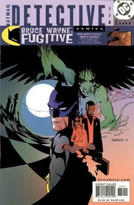 DC Comicss Detective Comics Issue 770