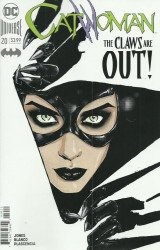 DC Comics's Catwoman Issue # 20