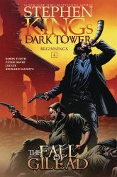 Gallery 13's The Dark Tower: Beginnings Hard Cover # 4