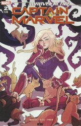 IDW Publishing's Marvel Action: Captain Marvel Issue # 2