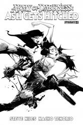 Dynamite Entertainment's Army of Darkness: Ash Gets Hitched Issue # 2c
