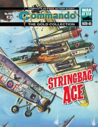 D.C. Thomson & Co.'s Commando: For Action and Adventure Issue # 4972