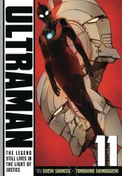 Viz Media's Ultraman Soft Cover # 11