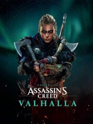 Dark Horse Comics's Art of Assassin's Creed: Valhalla Hard Cover # 1b