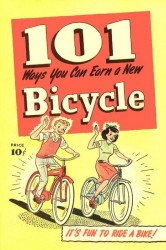 Huffman Manufacturing Co.'s 101 Ways You Can Earn a New Bicycle Issue nn