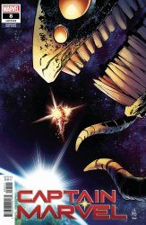 Marvel Comics's Captain Marvel Issue # 8c