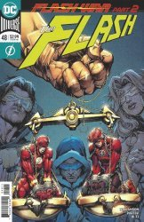 DC Comics's The Flash Issue # 48