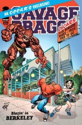 Image Comics's Savage Dragon Issue # 206b