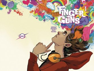 Vault Comics's Finger Guns Issue # 1c