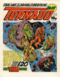 IPC Magazines's Tornado Issue # 19