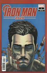 Marvel Comics's Iron Man 2020 Issue # 1i