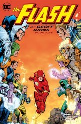 DC Comics's The Flash by Geoff Johns TPB # 5
