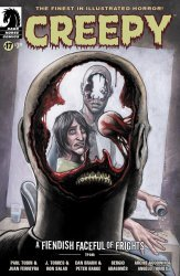 Dark Horse's Creepy Comics Issue # 17