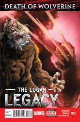 Marvel's Death of Wolverine: The Logan Legacy Issue # 3
