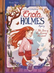 IDW Publishing's Enola Holmes Hard Cover # 1