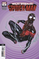 Marvel Comics's Miles Morales: Spider-Man Issue # 4 - 2nd print