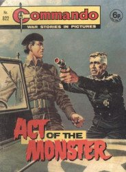 D.C. Thomson & Co.'s Commando: War Stories in Pictures Issue # 822