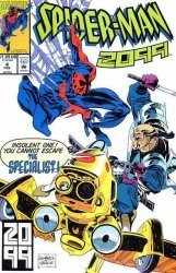 Marvel Comics's Spider-Man 2099 Issue # 4